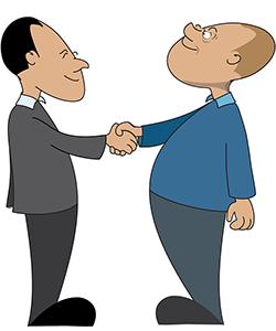 first deal